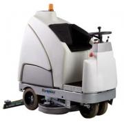 Ride-on floor scrubber dryer MAZZONI SERIE SQUALO
