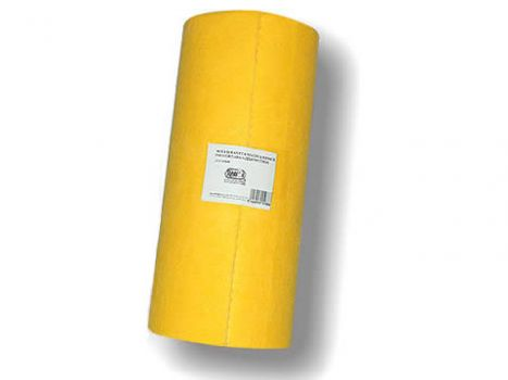 Roll of yellow cleaning cloth RESSOL Ref. 00526