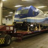 Rolltrailer for the internal transport of wagons :: DTA