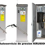 Self service high-pressure cleaner :: KRUGER KRU8000