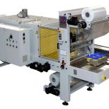 Semi-automatic shrink wrapping machine :: ZORPACK
