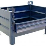 Sheet metal container :: SUMAL