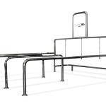Shopping cart corral :: CARTTEC T STD CRTT