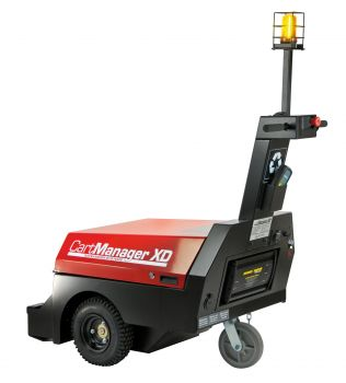 Shopping cart pusher CARTTEC XDW