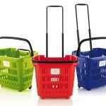 Shopping trolley basket :: CARMELO TC-Cest34L