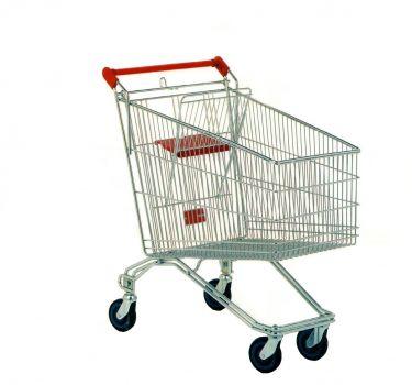 Shopping trolley CARTTEC Cadergo 180L