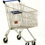 Shopping trolley :: CARTTEC Cadergo L105