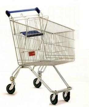Shopping trolley CARTTEC Cadergo L105