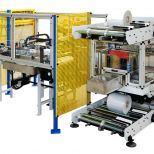 Shrink wrapper with stacking machine :: ZORPACK