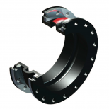 Single arch rubber expansion joint :: SAFETECH CG21 STANDARD SERIES