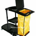 Single cleaning trolley :: HIPERCLIM