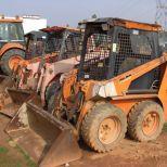 Skid steer loader :: BELLE 7600