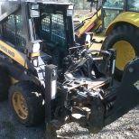 Skid steer loader :: NEW HOLLAND LS170