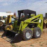 Skid steer loader :: VHERLUSA
