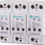Surge protection relays :: FANOX SPD