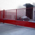 Swing gate :: SACINE