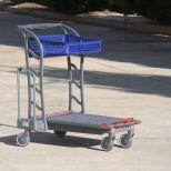 D.I.Y. trolley :: CARTTEC F150 Flat carrier