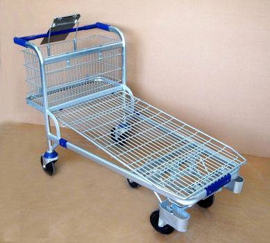 D.I.Y. trolley CARTTEC CASH&CARRY T3B5