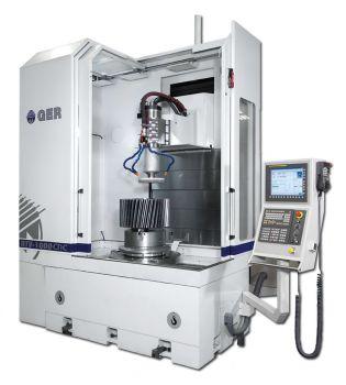Vertical grinding machine GER RTV-CNC