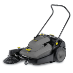 Walk-behind vacuum sweeper :: KÄRCHER KM 70/30 C BP PACK