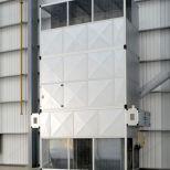Warehouse heating air rotation :: AMBIRAD