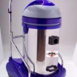 Wet and dry vacuum cleaner :: MAZZONI HEAVY80M2E-2 motores