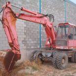Wheel excavator :: ATLAS 1302