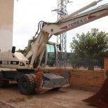Wheel excavator :: TEREX 1805M