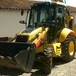 Wheel loader :: NEW HOLLAND B 95
