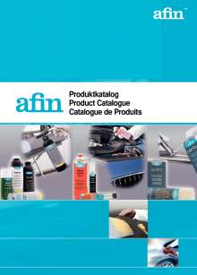 AFIN. Product catalog
