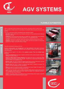 AGV systems ASTI