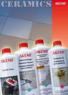 AKEMI. Ceramics catalog.