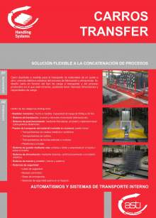 Carros transfer ASTI