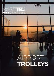 CARTTEC AIRPORT. Airport trolleys. 2019 english catalog
