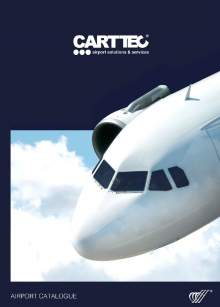 CARTTEC catalog to the airport.