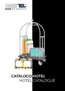 CARTTEC Hotel. 2019 English Catalog