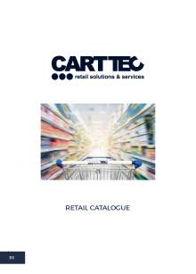 CARTTEC Retail Catalog Spanish