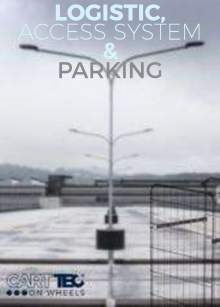 CARTTEC RETAIL. Logistics, access and parking. English catalog 2019