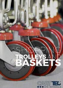 CARTTEC RETAIL. Shopping trolleys and baskets. 2019 english catalog