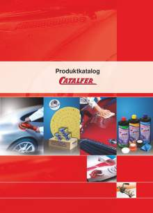 CATALFER. Product catalog