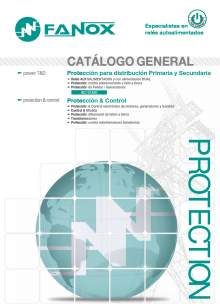 Catálogo General FANOX