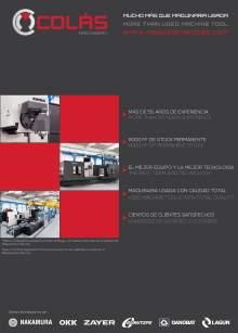 Catálogo general de Maquinaria Colás