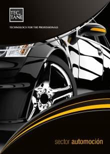 Catálogo general TECTANE Sector Automoción