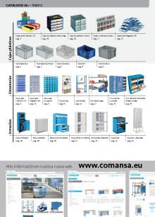 COMANSA main catalog