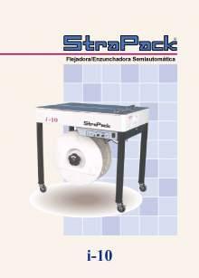 COMOSA STRAPP i-10. Flejadora semiautomática.