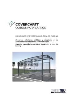 COVERCARTT covered shopping cart corral main