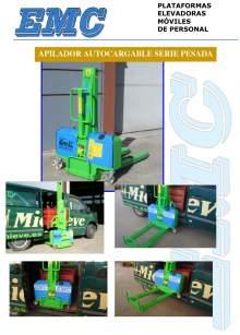 EMC catalog. Heavy series self loading stackers