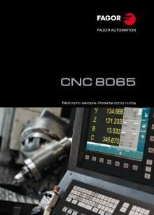 FAGOR CNC 8065. Control numérico CNC