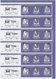 Ficha técnica de carros polysteel 90L Tecno Garden MARSANZ