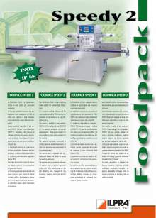 FP Speedy II. Automatic heat sealer machine